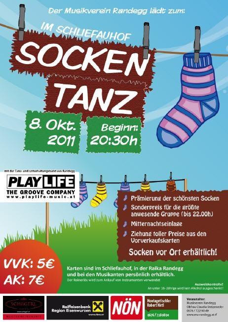 Sockentanz 2011
